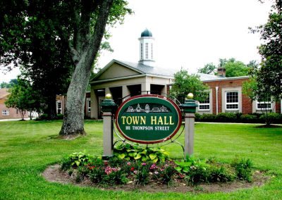 Ashland Town Hall Building