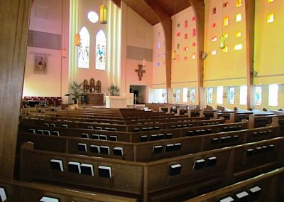 The Blessed Sacrament Catholic Church, Norfolk Virginia