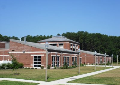 Eastern Shore Community College Addition
