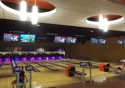 MWR Fort Lee Bowling Center