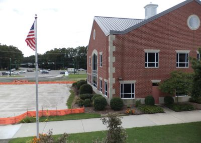 Hampton Roads Academy Addition, Newport News
